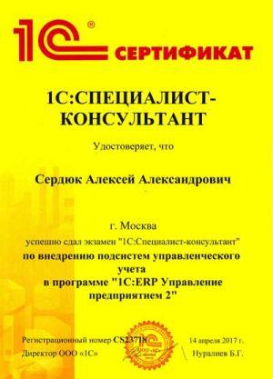 13-СпецКонсультант-ERP